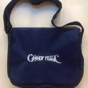 BORSA GOODY MUSIC BLUE