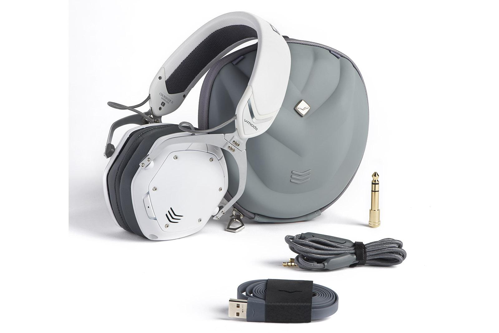 V MODA Crossfade 2 Wireless - Matte White