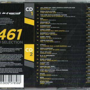 DJ SELECTION 461 (2XCD)
