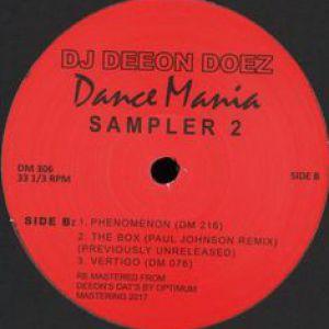 DOEZ DANCE MANIA SAMPLER 2
