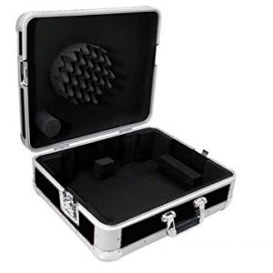 ZOMO SL12 XT BLACK TURNTABLE CASE