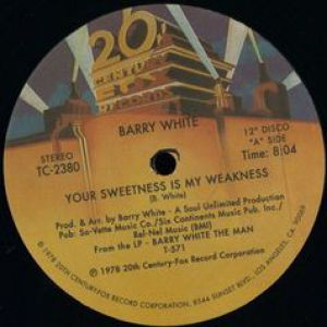 YOUR SWEETNESS.../NEVER NEVER GONNA...