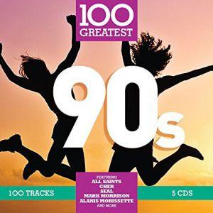 100 GREATEST 90S (5CD)
