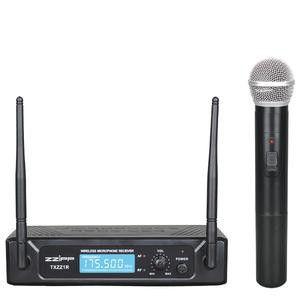 SET RADIOMICROFONO A GELATO VHF 197,15 MHZ TXZZ103