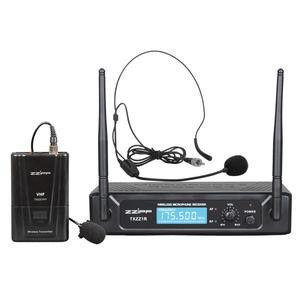 SET RADIOMICROFONO AD ARCHETTO VHF 183,57 TXZZ112