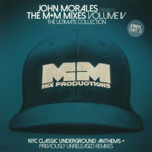 THE M+M MIXES VOL.4 THE ULTIMATE COLLECTION PART A