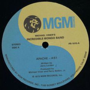 APACHE / BONGO MADNESS