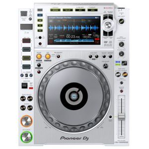PIONEER CDJ2000 NXS2 W Nexus 2 White - Limited Edition