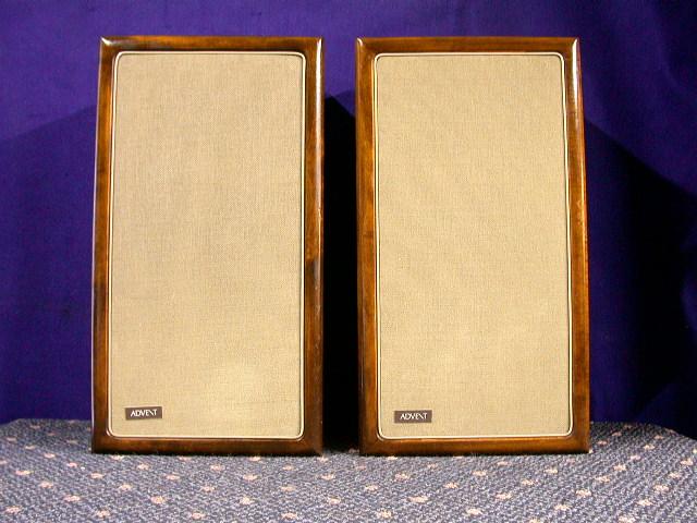 The Advent Loudspeaker Vintage Speakers - USATO