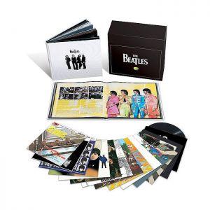 The Beatles In Stereo Vinyl Box set - 180 gram vinyl 14xLP box + poster + 252 page hardback book)