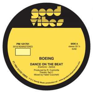 DANCE ON THE BEAT (GREEN VINYL HAND-NUMBERED)