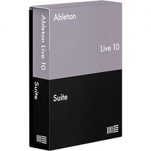ABLETON LIVE 10 SUITE EDUCATIONAL VERSION