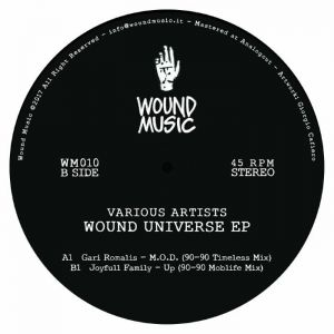 WOUND UNIVERSE EP