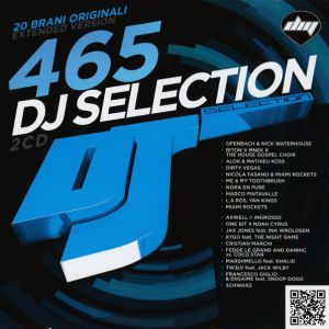 DJ SELECTION 465 (2XCD)
