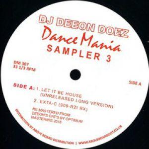 DOEZ DANCE MANIA SAMPLER 3