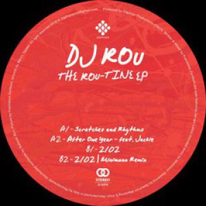 THE ROU-TINE EP (MINIMONO RMX)