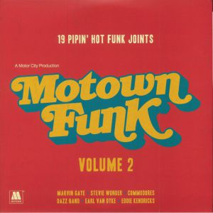 MOTOWN FUNK VOLUME 2