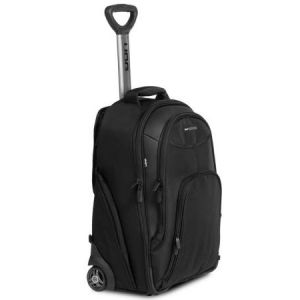 UDG Creator Wheeled Laptop Backpack Black 21'' V.2  U8007BL - trolley