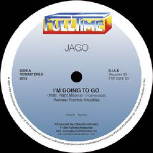 I'M GOING TO GO (INCL. FRANKIE KNUCKLES RMX)