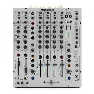 ALLEN & HEATH XONE 96 MIXER ANALOGICO - Data prevista di arrivo: 05-09-2018
