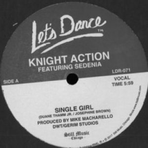 SINGLE GIRL / D-RAIL