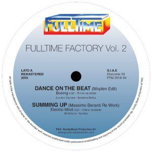 """fulltime factory volume 2"" (Moplen/Massimo Berardi/Dj Rocca/Re Tide RE-EDITS)"