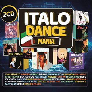 ITALO DANCE MANIA (2CD)