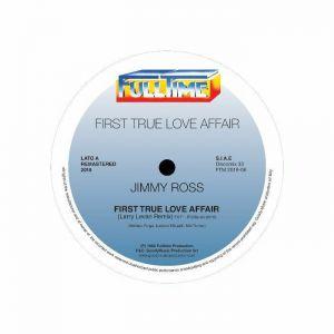 FIRST TRUE LOVE AFFAIR (LARRY LEVAN RMX)