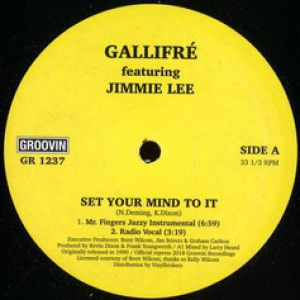 SET YOUR MIND TO IT (MR FINGERS RMX)