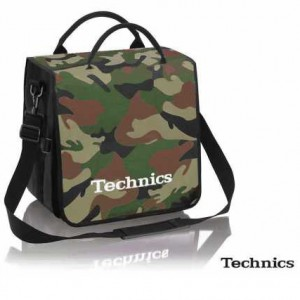 TECHNICS BACKBAG CAMOUFLAGE