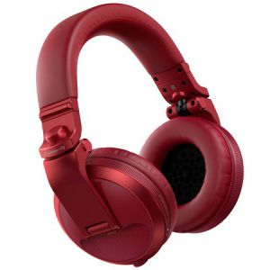 PIONEER HDJ X5 BT R - Bluetooth RED
