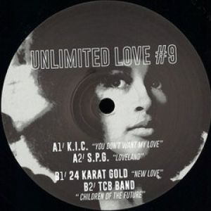 UNLIMITED LOVE #9