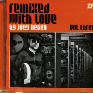 REMIXED WITH LOVE VOLUME 3 (2XCD)