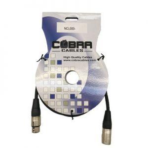 Cavo XLR M- XLR F 1m NCL000-01