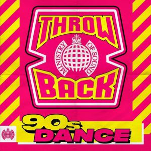 THROW BACK 90S DANCE (3XCD)