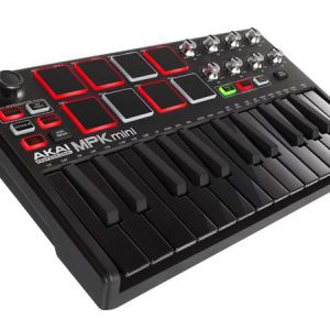 AKAI MPK MINI MK2 BLACK - Special Edition
