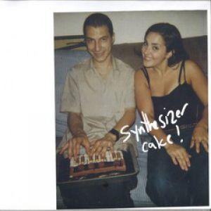 THE SYNTHESIZER CAKE EP