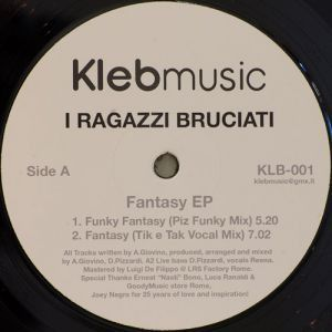 FANTASY EP (BACK IN STOCK)