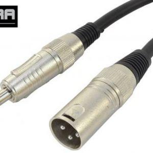 Cavo XLR M- Jack Stereo 3 metri CL040-03