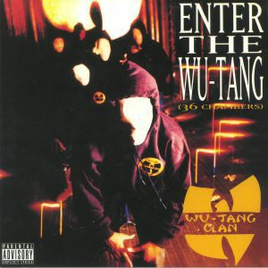 ENTER THE WU TANG (36 CHAMBERS) - YELLOW VINYL