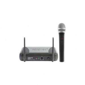 VONYX STWM711 VHF WIRELESS MICROPHONE SYSTEM