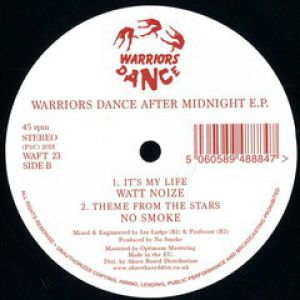 WARRIORS DANCE AFTER MIDNIGHT EP