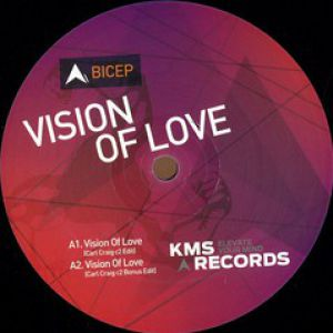 VISION OF LOVE (CARL CRAIG EDITS)