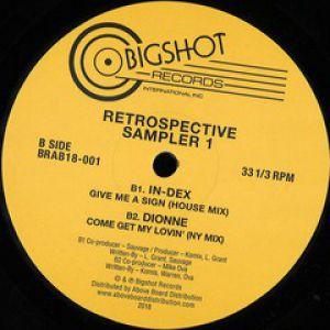 BIG SHOT RECORDS RETROSPECTIVE SAMPLER 1