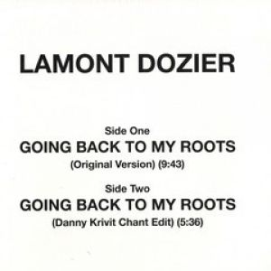 GOING BACK TO MY ROOTS (DANNY KRIVIT EDIT)