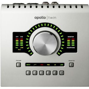 UNIVERSAL AUDIO Apollo Twin USB Duo