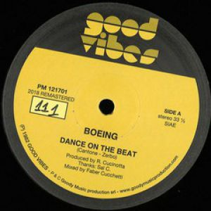 DANCE ON THE BEAT (BLACK VINYL HAND-NUMBERED)