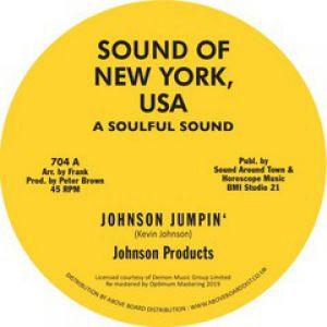 JOHNSON JUMPIN / WILLIE RAP