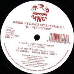WARRIORS DANCE RU STREETWISE EP