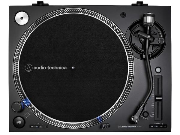 AUDIO TECHNICA ATLP140XPBK Black
